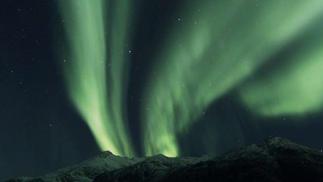 Northern Lights. Tromso.