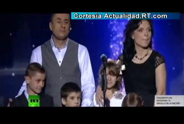 FAMILIA UCRANIANA II