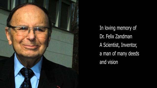 The unbelievable story of Dr Felix Zandman - English