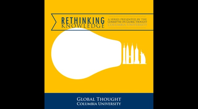 """Global Think-in<br /> Rethinking Knowledge: Global Governance<br /> The Heyman Center for the Humanities, Columbia University<br /> October 8, 2014<br /> <br /> """"Rethinking Knowledge: Global Governance"""" addresses the past, present, and future of attempts to """"govern the world"""" (Mark Mazower) from a variety of perspectives and at a number of scales. From taking stock of past and present efforts, to examining the assumptions built into the very premise, to speculating on the necessary reconfiguration of academic disciplines, this CGT Think-in aims at a free flowing exchange in which the contours of the problem are sketched and possible models are tested.<br /> <br /> Mark Mazower, Ira D. Wallach Professor of History and Member, Committee on Global Thought, Columbia University;<br /> <br /> Partha Chatterjee, Professor of Anthropology and of Middle Eastern, South Asian, and African Studies and Member, Committee on Global Thought, Columbia University;<br /> <br /> Moderator: Katharina Pistor, Michael I. Sovern Professor of Law, Columbia Law School.<br /> <br /> With the support of The Heyman Center for the Humanities."""