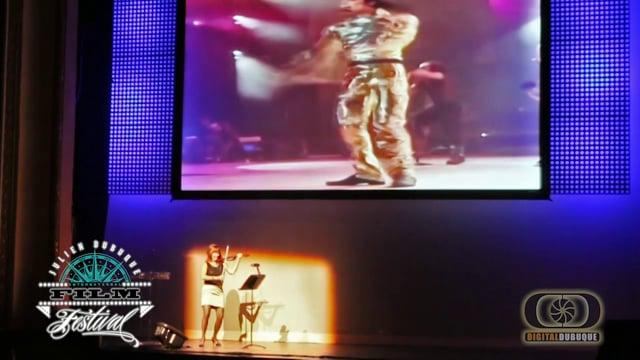 Julien Dubuque International Film Festival 2015- Opening Night