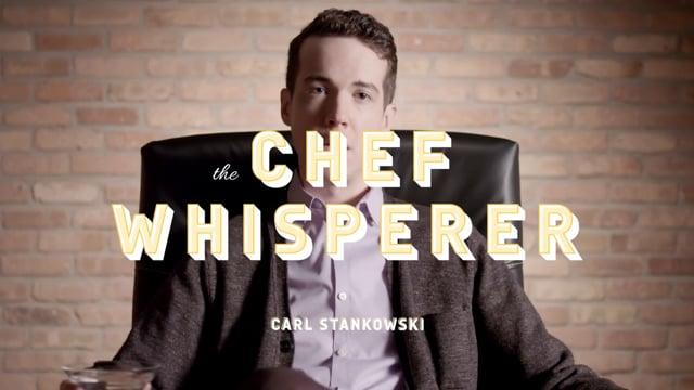 THE CHEF WHISPERER