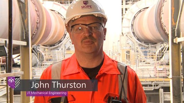 Hope Construction Materials - Shutdown video