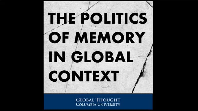 The Politics of Memory in Global Context<br /> Critics and Analytics: Presentation of the Past in the 9/11 Museum<br /> 918 International Affairs Building, Columbia University<br /> November 5, 2014<br /> <br /> Panel discussion as part of The Politics of Memory in Global Context series on the relation between individual and collective memory, between national and global history, between commemoration and information, including the challenge of presenting such difficult pasts as September 11th and the Holocaust.<br /> <br /> Charles Strozier, historian, psychoanalyst, author of