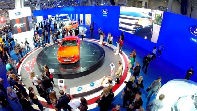 Ford на Московском Международном Автосалоне
