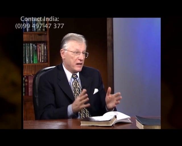 जो अपने उद्धार पर संदेह करते हैं, उनके लिए आशा – प्रोग्राम 2
