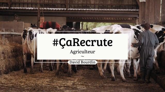 Agriculteur #ÇaRecrute
