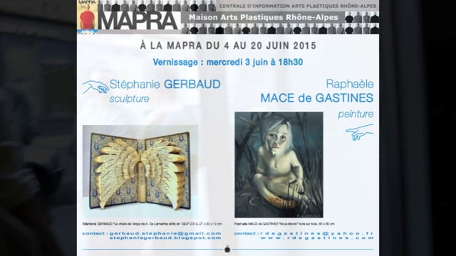 STEPHANIE GERBAUD & RAPHAELE MACE DE GASTINES