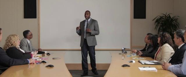 Cornell Thomas - Two Minute Talk®