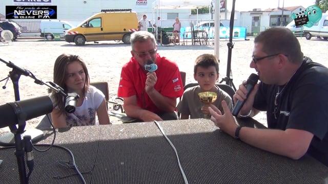 Fête de la pêche 2015 les gagnants du concours jeunes