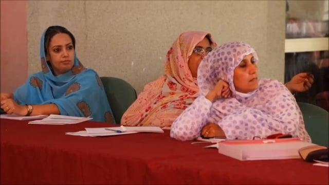 جائزة الصحراء للصحافة- دورة تكوينية حول الإعلام وحقوق الإنسان