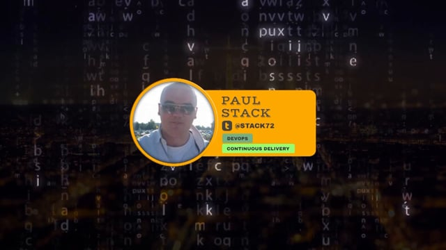 CONTINUOUS DELIVERY, THE MISSING PARTS - Paul Stack