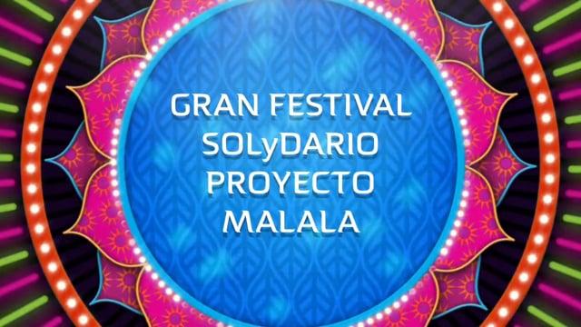 ANUNCIO: GRAN FESTIVAL SOLyDARIO