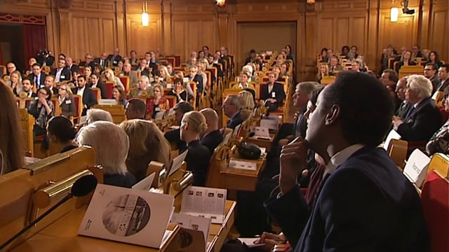 Best of Stockholm Peace Talks