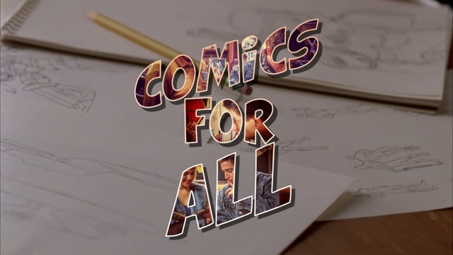Comics For All