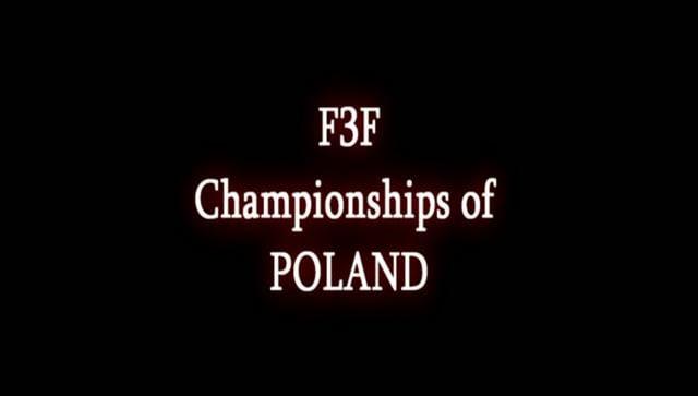 Championships of Poland F3F 2010