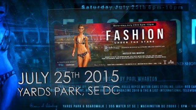Fashion Stars DC Promo
