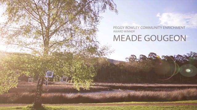 Meade Gougeon