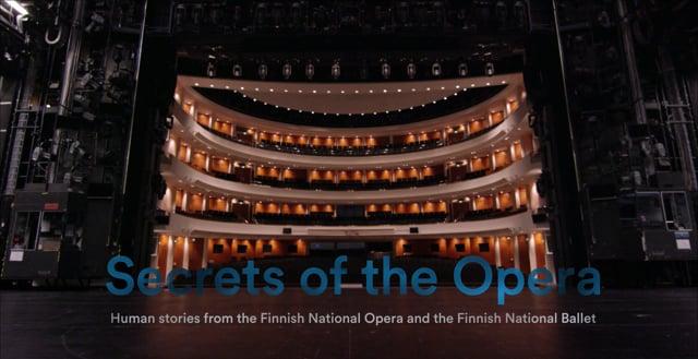 Secrets of the Opera Intro Film