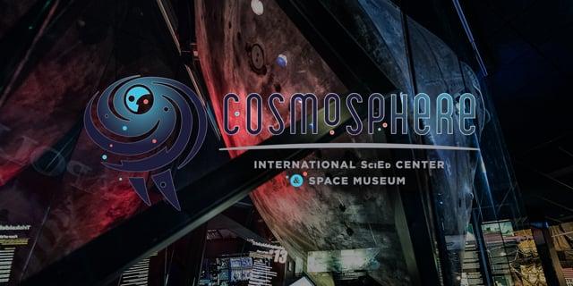 Smithsonian Institute   Kansas Cosmophere