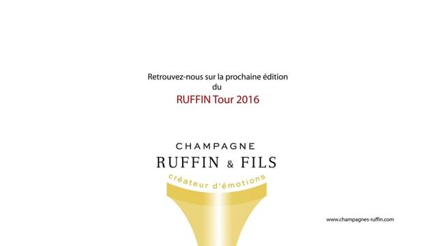 Champagne Ruffin & Fils - Le Ruffin Tour