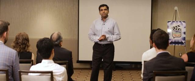Atul Gupta - Two Minute Talk®