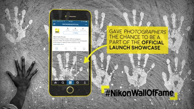 Nikon Wall of Fame - A Digital Case Study