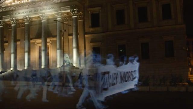 Hologramas por la libertad