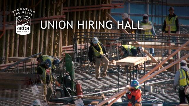OE 324 Union Hiring Hall