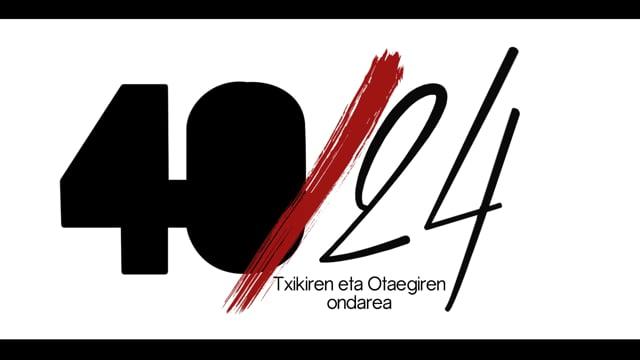 40/20 TXIKI ETA OTAEGIREN ONDAREA