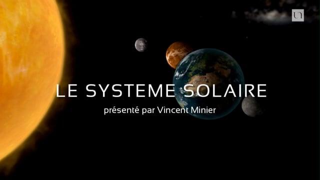 ExplorUnivers 1 – Le Système solaire