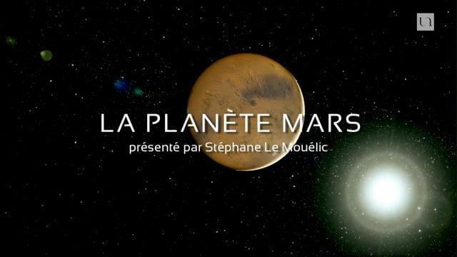 ExplorUnivers 4 – La planète Mars