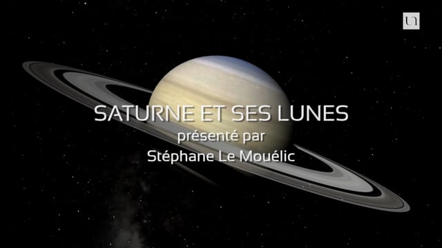 ExplorUnivers 5 – Saturne et ses lunes