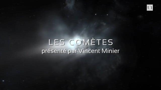 ExplorUnivers 11 – Les comètes