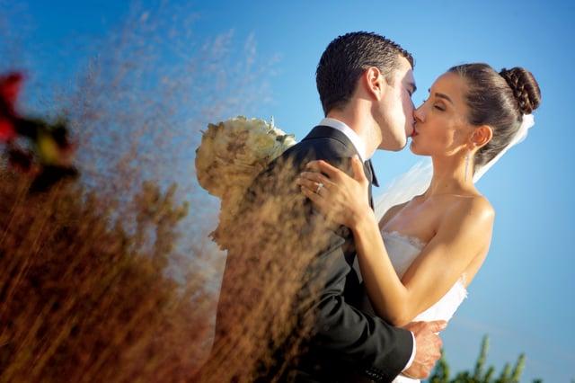 Terranea Palos Verdes Outdoor Persian Jewish Wedding