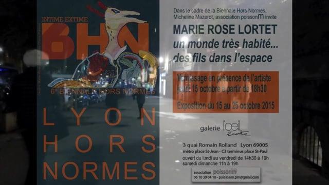 6e BHN : MARIE ROSE LORTET