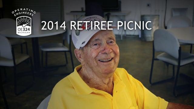 2014 Retiree Picnic