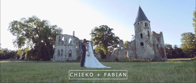 Chieko + Fabian