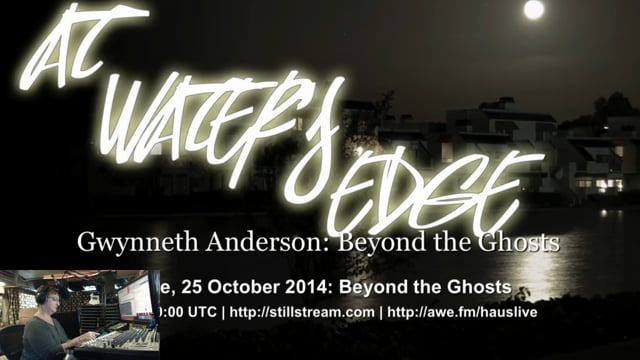 At Water's Edge, 25 October 2014