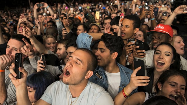 Students reflect on concert memories