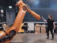 Madeline the Robot Tamer