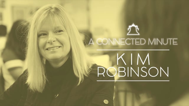 A CONNECTED MINUTE | KIM ROBINSON