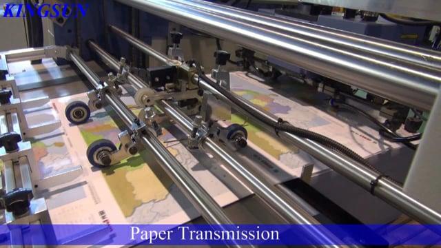 Automatic Thermal Film Laminating Machines   Lamination Machines - Kingsun Machinery