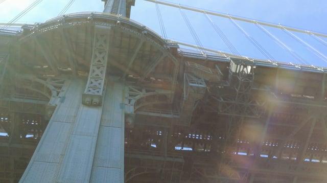 Points de confluence – sous le pont de Manhattan / jour : 30