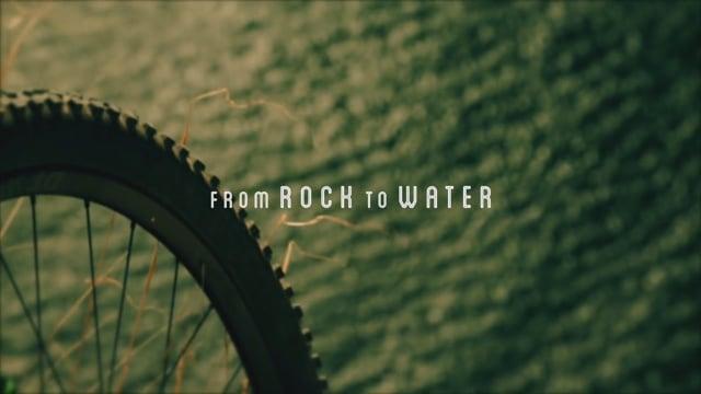 Mountain & Garda Bike - From rock to water