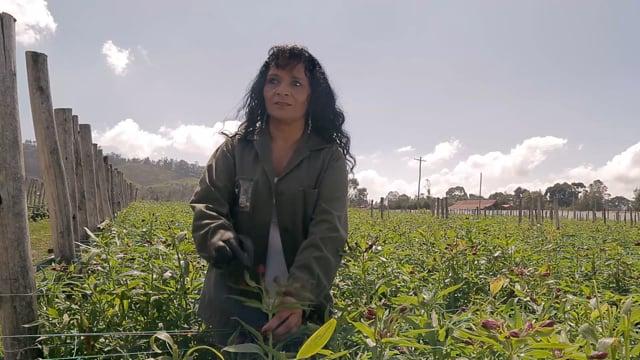 Soy Nancy Casas, Soy Mujer, Soy Sindicalista Soy CUT