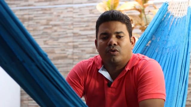 Soy Domingo Silva. Soy joven. Soy Sindicalista. Soy CUT