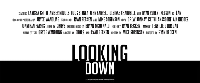 LOOKING DOWN_Trailer