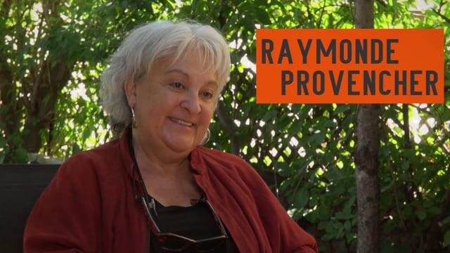 Raymonde Provencher