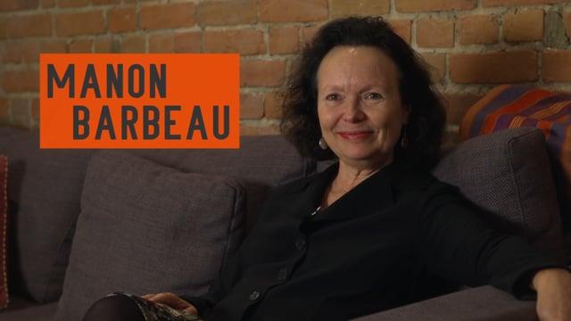 Manon Barbeau et Melissa Mollen Dupuis